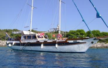 Gulet hera cruise charter