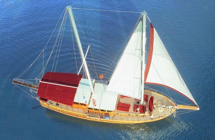 gulet krila7 charter